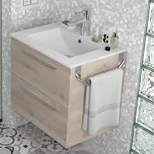 salgar jazz design handtuchhalter für befestigung zwischen waschtisch und unterschrank 39cm