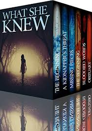 What She Knew Super Boxset A Riveting Mystery Series By Hunt James
