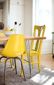 Chair Pads Dining Room Chairs by Yellow Leather Dining Room Chairs Mustard Chair Pads Wood Set