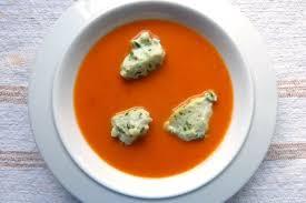tomatensuppe mit basilikumklösschen magentratzerl de