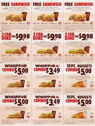 Coupons Burger King 2018 / Tk Tripps Coupons Burger King Has A 1 Crispy Chicken Sandwich Coupon Through King Coupon November 2018 Ems Traing Institute Save Up To 630 With All New Bk Coupons Till 2017 Promo Hhn Free Burger King Whopper Is Doing Buy One Get Free On Whoppers From Today Craving Combo Meal Voucher Brings Back Of The Day Offer Where Burger Discounted Sets In Singapore Klook Coupons Canada Wix Codes December