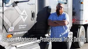 100 Southwest Truck Driver Training PROFESSIONAL TRUCK DRIVING Tech Cedar City