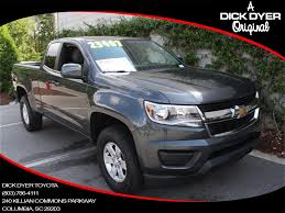 Pre-Owned 2017 Chevrolet Colorado Work Truck Standard Bed In ...