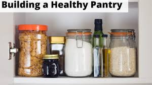 pantry essentials for healthy and weight watchers