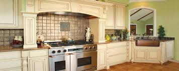 Huntwood Cabinets Arctic Grey by French Country Style Custom Cabinets