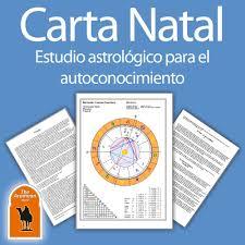 Manual De Interpretacion De La Carta Natal Interpretation Guide Of