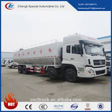 100 Bulk Truck And Transport Dongfeng New Feeds S For Animal Feed Tank