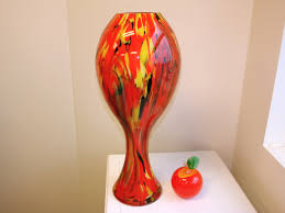 100 Poland Glass Moving Sale Vase Hand Blown Vases Made In New