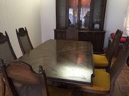 manificent design american of martinsville dining room set