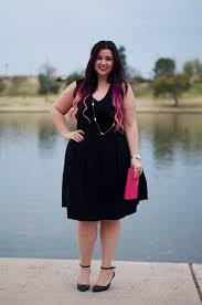 look stylish in plus size casuals