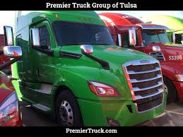 100 Used Freightliner Trucks 2018 NEW Cascadia 72 Raised Roof At