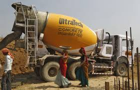 100 Cement Truck Capacity UltraTech Reports Higher Capacity Utilisation Net Profit For