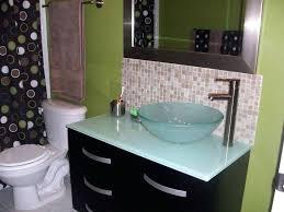 Bathroom Mosaic Mirror Tiles by Mosaic Tile Backsplash Bathroom Interior Wonderful Glass Mosaic
