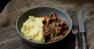 plat rapide a cuisiner recette russe classique boeuf strogonoff plat familial facile et