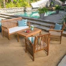 Decor Tips Charming Outdoor Bench Cushions For Your Patio Bench