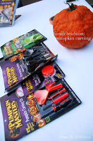 Pumpkin Masters Carving Kit by A Fall Family Tradition Carving Pumpkins Giveaway
