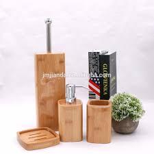 jd br118 badezimmer zubehör set bambus bad zubehör china bad zubehör buy badezimmer zubehör set bambus bad zubehör china bad zubehör product on