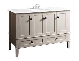 Narrow Depth Bathroom Vanity Canada by Mission Style Bathroom Vanity Canada Best Bathroom Decoration
