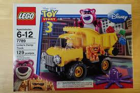 100 Lego City Dump Truck LEGO 7789 Toy Story Lotsos Retired NEW FACTORY SEALED