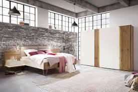 thielemeyer feel schlafzimmer wildeiche lack weiß möbel