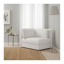 vallentuna sectional 1 seat murum white width 44 1 2