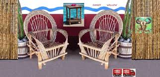FancyWillow Offers The Finest Selection Of Handcrafted Patio ... Rustic Wood Mission Bed Farmhouse Ding Room Fniture Birch Lane Limbert Antique Oak Lounge Arm Chair Stickley Classic Bow Morris Ottoman The Sixpiece Old Hickory Missionstyle Living Set Reclaimed Barn Loung And Recling Differences Between Shaker Amish Outlet Store Rustic Accent Chairs Federalvin Witmer Chairs Quality Woods Living Room Accent Teak End Table Design Idea With Square Solid Rocking