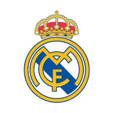 Real Madrid Logo Colouring Page