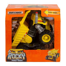 Rocky The Robot Truck Matchbox Rocky The Robot Truck Deluxe 1852829783 Caroltoys Tobot Tritan Mini Ukuran 25cm Mainan Anak Shopee The Transformers Robots In Dguise Warrior Class Bumblebee Figure Stuff To Buy Pinterest Ollies Black Friday Ad 2018 Youtube Smokey Fire Stinky Garbage Toys Games Vehicles Remote Robot Truck