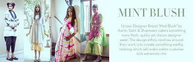 Mint Blush Buy Designer Dresses Draped Sarees Tunics Dhoti