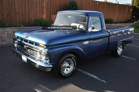 1966 Classic Ford F-150 Trucks | Hot Rod Ford 1966 F100 Truck F-100 ... 1966 Classic Ford F150 Trucks Hot Rod Ford F100 Truck Gas Station Rendezvous Mark Fishers 33 Bus 2009 Mooneyes Yokohama Custom Show F1 1946 Pickup Interiors By Glennhot Glenn This Great Rat In Sema 2015 Is A Badass 51 Rodrat Paradise Dragstrip Youtube Pick Up Truck Need Of Some Tlc On Display Kootingal 1948 Patina Shop V8 1958 Rods Dean Mikes 34 Pin Kevin Tyburski Cool Cars Pinterest 1934 Tuckers Toy Network