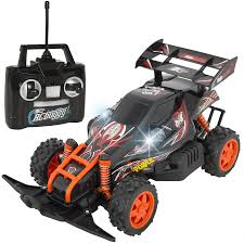 100 Best Truck Battery RC Race Car Buggy W 4WD And Charger LED Lights