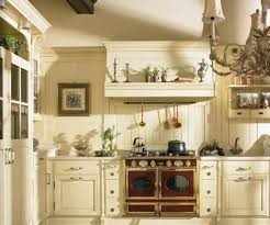 French Chic And Elegance Of Modern Kitchen Decor In Provencal Style