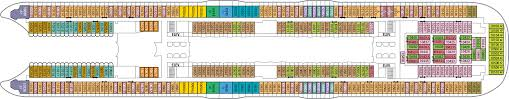 Majesty Of The Seas Deck Plan 10 by Adventure Of The Seas Deck Plans Radnor Decoration
