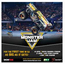Monster Truck Madness Heading To South Africa In 2019 | Toyz Autohouse Revell 116 Giant Tracks Monster Truck Plastic Model Chevy Pickup Diy Jam Toy Track Jumps For Hot Wheels Trucks Youtube Sensory Saturday 10 Acvities I Bambini Simulator Impossible Free Download Of Got Toy Trucks Try This Critical Thking Detective Game Play Energy Mega Ramp Stunts For Android Apk Download Tricky 2006 8 Annihilator 164 Retired 99 Stunt Racing Amazoncom Dragon Arena Attack Playset Toys Maximum Destruction Battle Trackset Shop