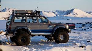Icelandic Offroad Trucks - Car Culture