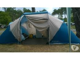 toile de tente 4 chambres tente 4 places 2 clasf