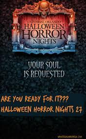 Halloween Horror Nights Promo Codes 2017 by 64 Best Halloween Horror Nights Images On Pinterest Halloween