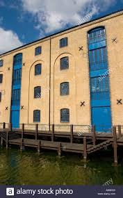 100 Warehouse Conversion London Royal Victoria Dock Warehouse Conversion UK Stock Photo