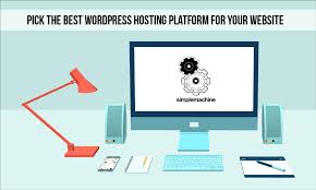 Pick The Best Wordpress Hosting For Your Needs   Simplemachine Top 4 Best And Cheap Wordpress Hosting Providers 72018 Best Hosting 2018 Discount Codes To Get The Deals Heres The Absolute Best Option For Your Blog Wp Service Wordpress By Vhsclouds 10 Plugins Websites Blogs Infographics 5 Themes Web Companies Services Wpall Managed How To Choose The Provider Thekristensam List Of For Bloggers 7 Compared