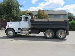 100 12 Yard Dump Truck Lot 1979 MACK 10 YARD DUMP TRUCK Proxibid Auctions