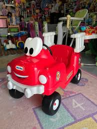 Little Tikes Rescue Fire Truck Riding Toy, Bayi & Kanak-kanak ... Little Tikes Fire Truck Handy Hauler Cozy Coupe Fire Truck Youtube New Red Kids Toy Boy Girl 1843168549 Toddle Tots 2 Firemen Dog Vintage Engine Ride On Rollcoaster Archives 3 Birds Toys Rental Vintage Little Tikes Huge Engine Rare 1699 Amazoncom Spray Rescue Riding Play With A Purpose Pillow Racers Waffle Blocks Vehicle The Warehouse