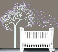 stickers chambre bébé arbre stickers chambre bebe arbre stickers belles stickers chambre bebe