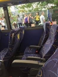 Megabus Bathroom Double Decker by Bus Review Megabus New York To Boston South Station Journeys