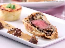 cuisiner du boeuf filet de bœuf en croûte notre recette avec photos