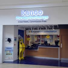 bureau de change kanoo kanoo foreign exchange bluewater shopping retail destination kent