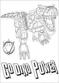 5 Extraordinary Power Ranger Coloring Pages