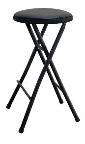 Cosco Flat Folding High Chair by Cosco Home And Office Products Black Lightweight Folding Stool