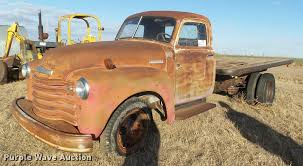 100 1947 Chevrolet Truck Loadmaster Pickup Truck Item DB1768 SOLD