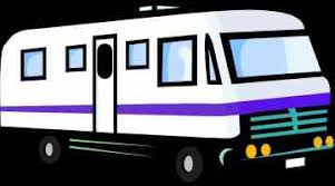 See Others Picture Of Motorhome Brnd Cmper Cliprt Imge Silhouette Class A Rv Clipart Crtoon