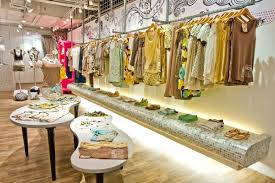 Clothing Store Display Ideas Boutique